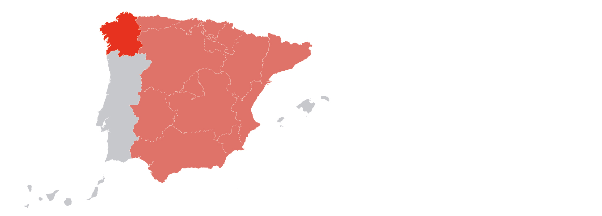 Cobertura geografica