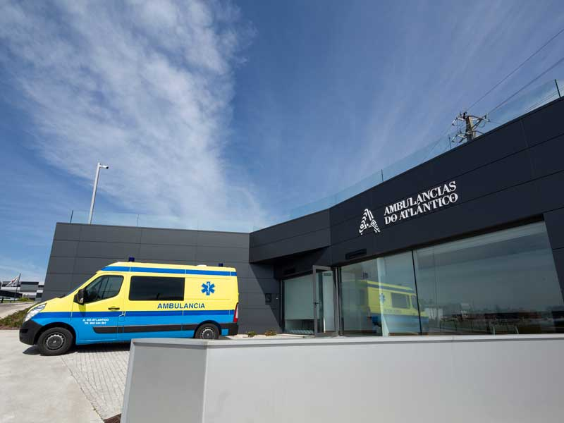 Ambulancias Do Atlantico - Empresa